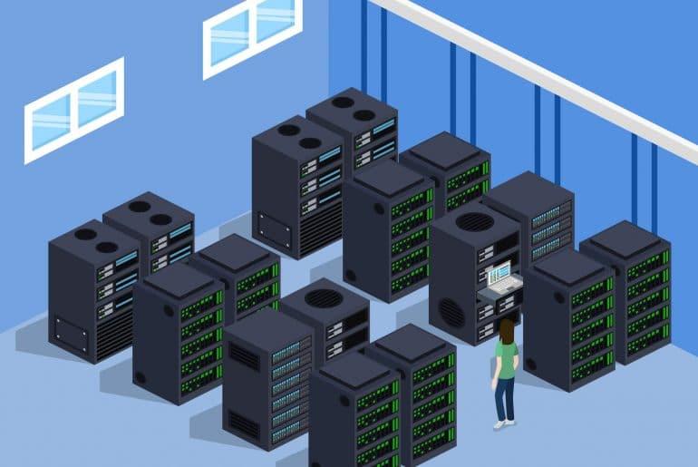 aluguel de servidor dedicado