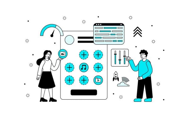 Plugins e widgets