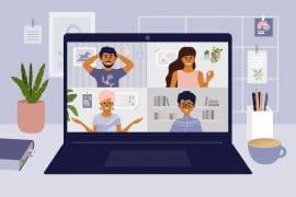segurança nos aplicativos de videoconferência