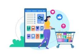transformar loja física em virtual