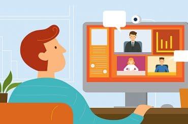 dicas incríveis para fazer reunião remota com a equipe de TI