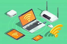 diferença link dedicado e banda larga