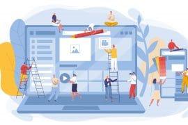 plataformas para sites