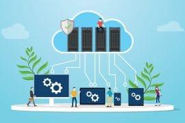 banco de dados na nuvem